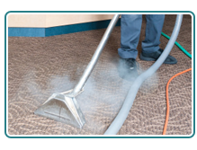 Green Steam Cleaning Carpets
